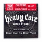 Strings for Dunlop Heavy Core 10-48 Electric Guitar