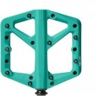 Crankbrothers Pedal Stamp 1 Large pedals, turquoise