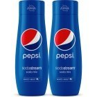 Sodastream Pepsi 440 ml soft drink concentrate, 2-PACK