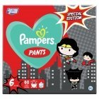 Pampers Pants Boy/Girl 6 60 pc(s)