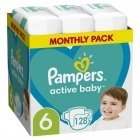 Pampers AB 6 128 pc(s)