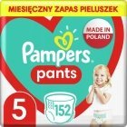 Pampers Pants Boy/Girl 5 152 pc(s)
