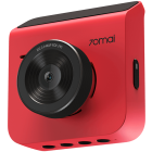 70mai Dash Cam A400 with REAR CAM Car Recorder, 1440P Resolution, GC2053 sensor, Dual Channel Front and Back Sight, Cam APP Cont