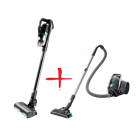 Dulkių siurblys Bissell Bundle of Icon Pet Hand & Stick Vacuum Cleaner & SmartClean Compact Vacuum Cleaner