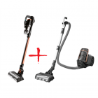 Dulkių siurblys Bissell Bundle of Icon Advanced Hand & Stick Vacuum Cleaner & SmartClean Advanced Vacuum Cleaner