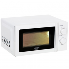 Adler Microwave Oven AD 6205 Free standing, 700 W, White, 5, Defrost, 20 L
