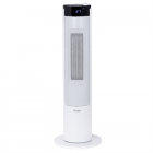 Gerlach Tower heater with Humidifier GL 7733 Ceramic, 2200 W, Number of power levels 2, Suitable for rooms iki iki 25 m², Baltas