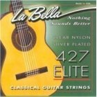 La Bella string set for classical guitar 427 Silver Plated