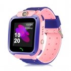 Bemi K1 See My Kid Wi-Fi / Sim GPS Tracking Kids Watch with Voice Call & Chat Camera Pink