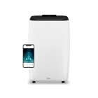 Duux Smart Mobile Air Conditioner North Number of speeds 3