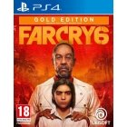 Far Cry 6 - Gold Edition game, PS4