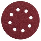 Sanding disc 125mm, P80, perforated. FSX 200 / SXE 425, Metabo