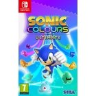 Sonic Colors: Ultimate game, Switch