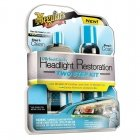 Meguiars G2000 Perfect Clarity Headlights Restore Two step kit to remove turbidity and protect (USA)
