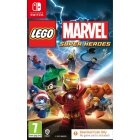 Lego Marvel Super Heroes game, Switch