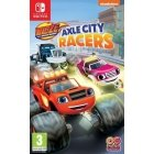 Blaze and the Monster Machines: Axle City Racers game, Switch